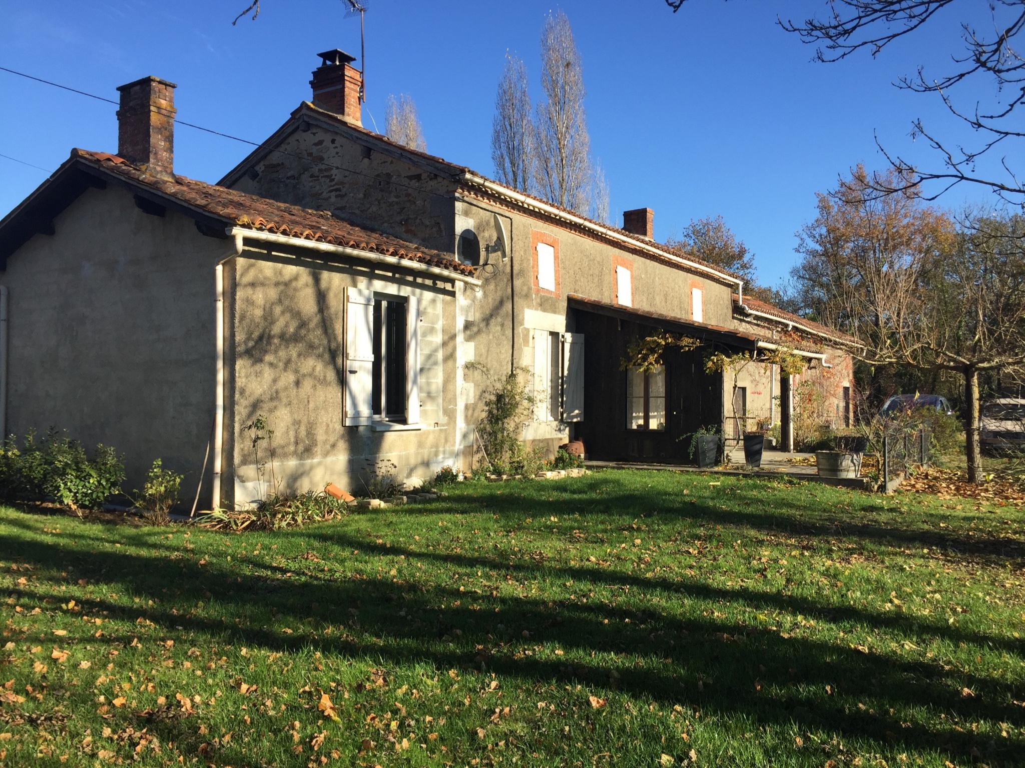 Farmin , SaInt-Barbant, Haute-VIenne, LImousIn, France
